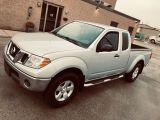 Photo of Silver 2011 Nissan Frontier