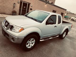 Used 2011 Nissan Frontier SV for sale in Mississauga, ON