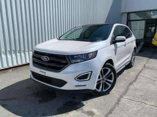 Used 2017 Ford Edge SPORT FORD PERFORMANCE for sale in Rouyn-Noranda, QC