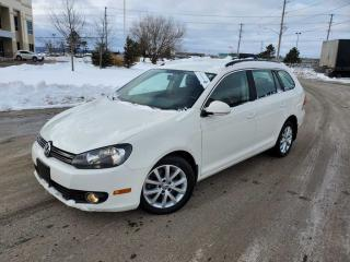 Used 2013 Volkswagen Golf Wagon Comfortline for sale in Oakville, ON