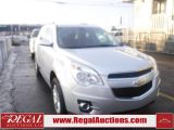 Photo of Silver 2011 Chevrolet Equinox
