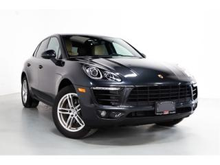 Used 2017 Porsche Macan SPORTS CHRONO   PANO   NAVIGATION for sale in Vaughan, ON