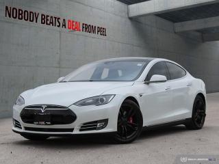 Used 2015 Tesla Model S 85D, New MCU, NEW Brakes, Autopilot, Recaro, EV for sale in Mississauga, ON