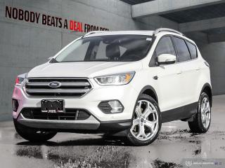 Used 2017 Ford Escape 4WD 4DR TITANIUM for sale in Mississauga, ON