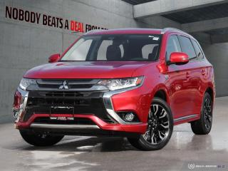 Used 2018 Mitsubishi Outlander Phev GT, Adaptive Drive, Ultra Prem Audio, Tow pkg, EV for sale in Mississauga, ON