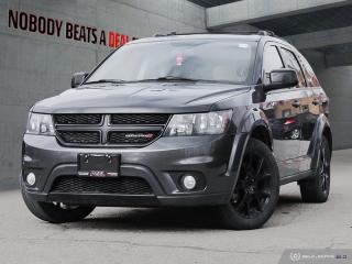 Used 2016 Dodge Journey *New Brakes*7 Seats*Heated Seats*Rem Start* for sale in Mississauga, ON