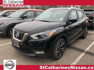 New 2020 Nissan Kicks SR CVT for sale in St. Catharines, ON
