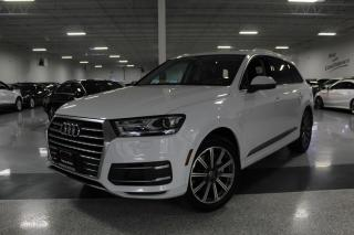 Used 2017 Audi Q7 NO ACCIDENTS I NAVIGATION I PANOROOF I REAR CAM I LEATHER for sale in Mississauga, ON