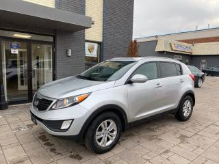 Used 2013 Kia Sportage FWD 4dr I4 LX for sale in Nobleton, ON