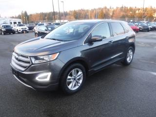 Used 2016 Ford Edge SEL FWD for sale in Burnaby, BC