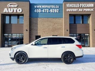 Used 2017 Nissan Pathfinder VENDU for sale in St-Eustache, QC