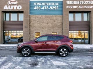 Used 2017 Hyundai Tucson SE Plus 1.6L Turbo TI for sale in St-Eustache, QC