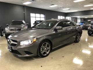 Used 2014 Mercedes-Benz CLA-Class CLA 250*NAVIGATION*BACK-UP CAMERA*NO ACCIDENTS*CER for sale in North York, ON