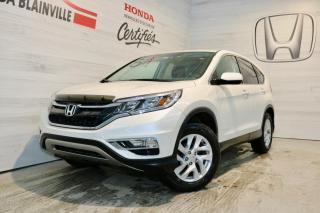 Used 2015 Honda CR-V Traction intégrale 5 portes EX for sale in Blainville, QC