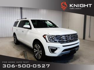 New 2020 Ford Expedition Limited MAX for sale in Moose Jaw, SK