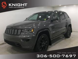 New 2020 Jeep Grand Cherokee Altitude | Leather | Sunroof | Navigation for sale in Regina, SK