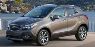 Used 2014 Buick Encore Leather for sale in Barrie, ON