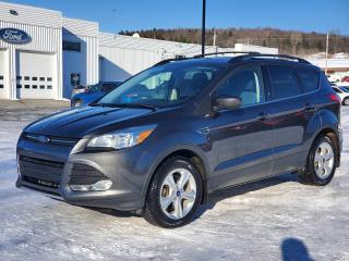 Used 2016 Ford Escape SE AWD, MOTEUR 2L ÉCOBOOST, GRAND ÉCRAN for sale in Vallée-Jonction, QC