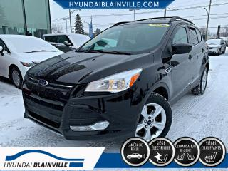 Used 2016 Ford Escape SE AWD CAMÉRA DE RECUL, MAGS, BLUETOOTH, for sale in Blainville, QC