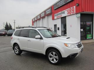 Used 2010 Subaru Forester XT $8,995+ HST + LIC FEE / CERTIFIED / ALL WHEEL DRIVE / ALLOY WHEELES for sale in North York, ON