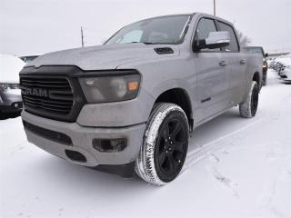 New 2020 RAM 1500 Big Horn Night Edition for sale in Concord, ON