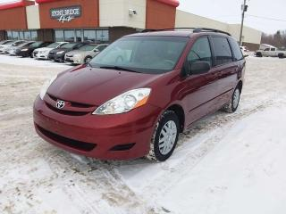Used 2007 Toyota Sienna LE 4dr FWD 4-Door for sale in Steinbach, MB
