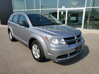 Used 2015 Dodge Journey CVP/SE Plus Dual Climate, Cruise, Push Button!! for sale in Ingersoll, ON