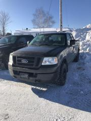 Used 2005 Ford F-150 STX for sale in Roberval, QC