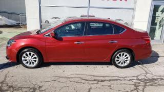 Used 2017 Nissan Sentra SV CAMERA DE RECUL, SIEGES CHAUFFANTS, PNEUS D'HIVER for sale in Montréal, QC