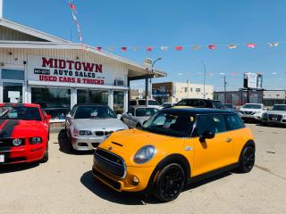 Used 2015 MINI Cooper Hardtop S for sale in Regina, SK