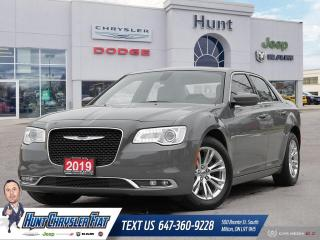 Used 2019 Chrysler 300 TOURING | PANO | NAV | CARPLAY | LEATHER & MORE!!! for sale in Milton, ON