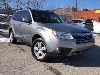 Used 2009 Subaru Forester X w-Premium Pkg for sale in Toronto, ON