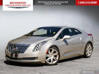 Used 2014 Cadillac ELR Base for sale in Richmond, BC