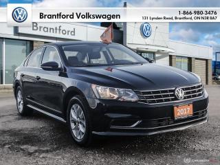 Used 2017 Volkswagen Passat Trendline plus 1.8T 6sp at w/ Tip for sale in Brantford, ON