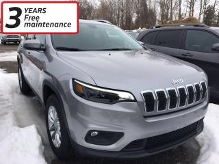 New 2020 Jeep Cherokee North for sale in Smiths Falls, ON