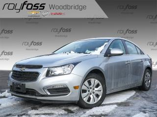 Used 2015 Chevrolet Cruze 1LT With BACKUP CAM for sale in Woodbridge, ON