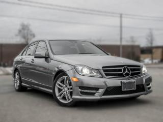 Used 2014 Mercedes-Benz C-Class C 300 I NAV IBACK UP I ROOF ILOW KM for sale in Toronto, ON