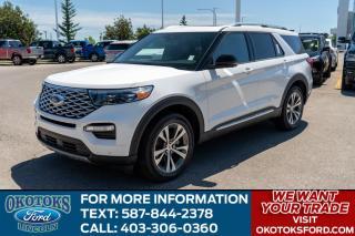 New 2020 Ford Explorer Platinum for sale in Okotoks, AB