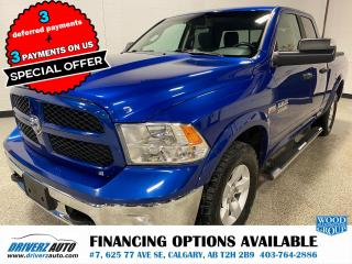 Used 2016 RAM 1500 Slt Outdoorsman for sale in Calgary, AB