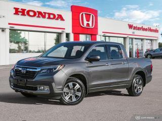 Used 2019 Honda Ridgeline Touring Sold Pending Customer Pick Up! for sale in Waterloo, ON