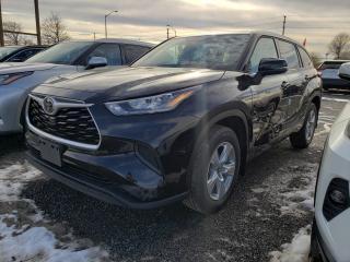 New 2020 Toyota Highlander LE for sale in Etobicoke, ON