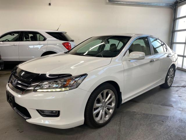 2013 Honda Accord Touring Loaded & Certified!