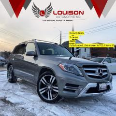 Used 2015 Mercedes-Benz GLK-Class GLK 250 BlueTEC for sale in Toronto, ON