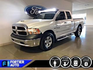 Used 2014 RAM 1500 Cabine quad 4RM for sale in Montréal, QC