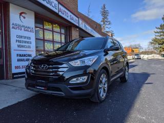 Used 2014 Hyundai Santa Fe Sport SPORT, AWD, NAV, CAMERA, ,NO ACCIDENTS, ONTARIO for sale in Burlington, ON
