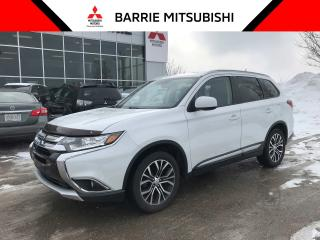 Used 2016 Mitsubishi Outlander ES TOURING AWC for sale in Barrie, ON