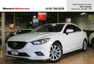 Used 2014 Mazda MAZDA6 2.5L GS - NAVIGATION|BACKUP|BLINDSPOT|LEATHER|SUNR for sale in North York, ON