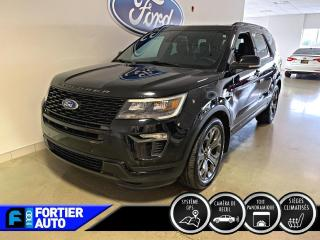 Used 2018 Ford Explorer Explorer Sport, 4RM 3.5L for sale in Montréal, QC