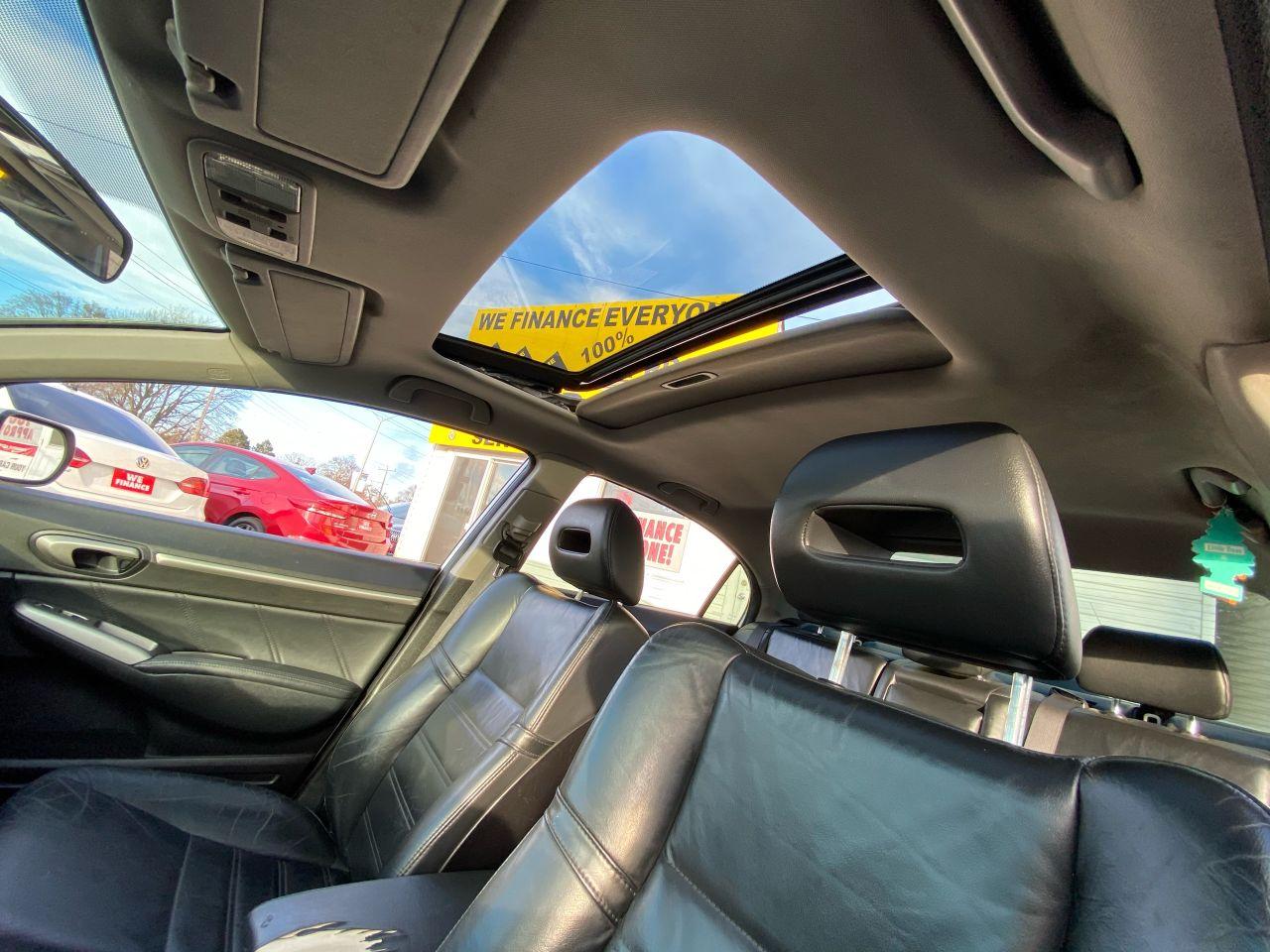 2009 Acura CSX
