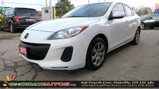 Used 2013 Mazda MAZDA3 GX|NO ACCIDENT|2YR WARRANTY|CERTIFIED for sale in Oakville, ON